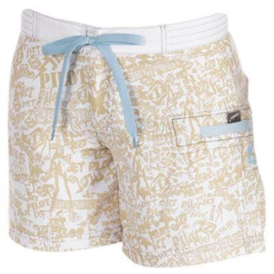 Jet Pilot Women's Board Shorts. CREAM, 5 $ 21.99