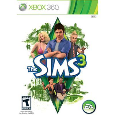 Sims 3 XBox 360 Game