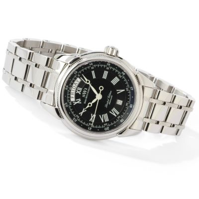 SWI Men's Limited Edition Automatic Stainless Steel Watch $ 900.00