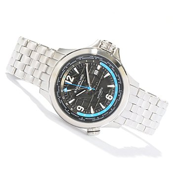 Got to get a watch from Stuhrling