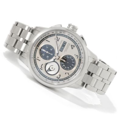 Maurice Lacroix Men's Masterchrono Automatic Stainless Steel Bracelet Watch $ 3375.00